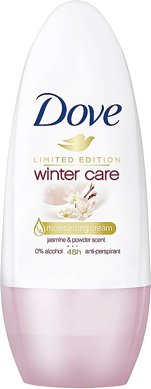 Déodorant roll-on sans alcool - Dove Deo-Roll-on Winter Care