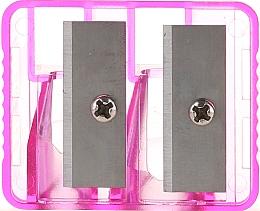 Parfums et Produits cosmétiques Taille-crayon double, 2199, rose clair - Top Choice