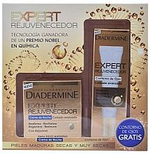 Parfums et Produits cosmétiques Diadermine Women's Cosmetics - Set (crème pour visage/50ml + crème contour des yeux/15ml)