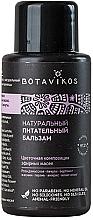 Parfums et Produits cosmétiques Baume naturel et nourrissant pour cheveux - Botavikos Nourishing Natural Hair Balm (mini)