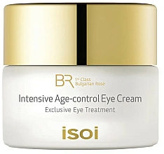 Parfums et Produits cosmétiques Crème à la rose bulgare pour contour des yeux - Isoi Bulgarian Rose Intensive Age Control Eye Cream