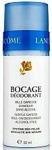 Parfums et Produits cosmétiques Lancôme Bocage - Déodorant roll-on sans alcool