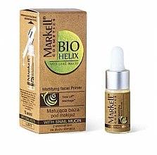 Parfums et Produits cosmétiques Base de maquillage matifiante à l'extrait de bave d'escargot - Markell Cosmetics Base