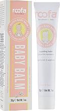 Parfums et Produits cosmétiques Baume hypoallergénique au panthénol pour corps - Roofa Panthenol & Sepitonic Baby Balm