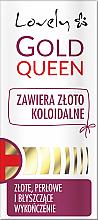 Parfums et Produits cosmétiques Soin revitalisant pour ongles - Lovely Gold Queen