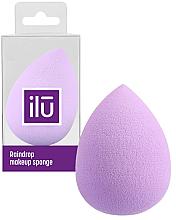 Parfums et Produits cosmétiques Éponge à maquillage, lilas - Ilu Sponge Raindrop Purple