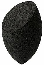 Parfums et Produits cosmétiques Éponge à maquillage biseautée, noir - Kashoki Olive Cut Make Up Sponge Black