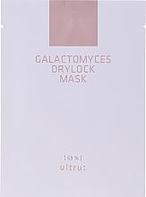 Parfums et Produits cosmétiques Masque tissu à l'huile de lavande pour visage - Ultru I'm Sorry For My Skin Galactomyces Drylock Mask