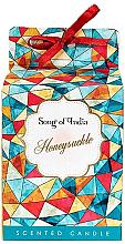 Parfums et Produits cosmétiques Bougie parfumée au chèvrefeuille - Song of India Honeysuckle Candle