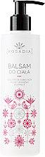 Parfums et Produits cosmétiques Lotion corporelle à l'huile de rose sauvage, géranium et vitamine E - Rosadia