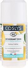 Parfums et Produits cosmétiques Déodorant naturel à la pierre d'Alun - Coslys Body Care Citrus Garden Deodorant