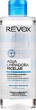 Parfums et Produits cosmétiques Eau micellaire à la vitamine B3 - Revox Aqua Limpiadora Micellar