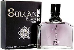 Parfums et Produits cosmétiques Jeanne Arthes Sultan Black - Eau de Toilette