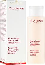 Parfums et Produits cosmétiques Sérum corps - Clarins Renew-Plus Body Serum