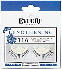 Parfums et Produits cosmétiques Faux-cils №116 - Eylure Pre-Glued Lengthening