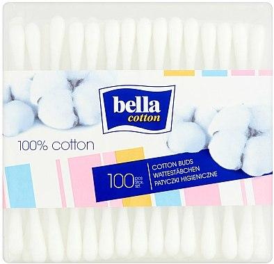 Cotons-tiges,100 pcs - Bella
