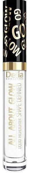 Enlumineur liquide - Delia All About Glow Shape Defined Liquid Highlighter