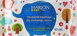 Parfums et Produits cosmétiques Lingettes nettoyantes à la lanoline pour enfants - Marion
