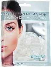 Parfums et Produits cosmétiques Masque tissu hydrogel au collagène pour visage - Beauty Face Collagen Hydrogel Mask