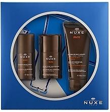 Parfums et Produits cosmétiques Nuxe Men - Coffret (déodorant roll-on/50ml + gel pour visage/50ml + gel douche multi-usages/100ml)