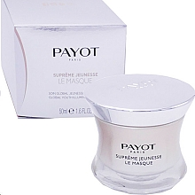 Parfums et Produits cosmétiques Masque éclaircissant à la pierre de lune pour visage - Payot Supreme Jeunesse Le Masque
