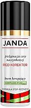 Parfums et Produits cosmétiques Crème correctrice anti-rougeurs pour visage - Janda Corrector Capillary Skin Cream