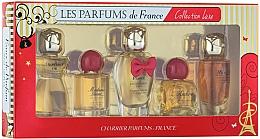 Parfums et Produits cosmétiques Charrier Parfums Collection Luxe - Set