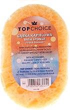 Parfums et Produits cosmétiques Éponge de bain 30451, jaune - Top Choice