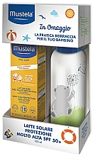 Parfums et Produits cosmétiques Coffret cadeau - Mustela Bebe (sun/cr/100ml + bottle/1pcs)