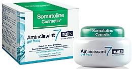 Parfums et Produits cosmétiques Gel amincissant au sel marin pour corps - Somatoline Cosmetic Amincissant Gel Fresh 7 Nights Ultra Intensif
