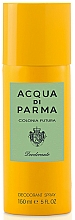 Parfums et Produits cosmétiques Acqua Di Parma Colonia Futura - Déodorant