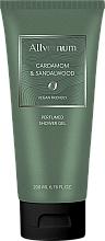 Parfums et Produits cosmétiques Allvernum Cardamom & Sandalwood - Gel douche parfumé Cardamome et Bois de santal