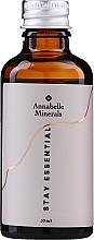 Parfums et Produits cosmétiques Huile naturelle multifonction peaux à problèmes et sensibles - Annabelle Minerals Stay Essential Oil