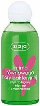 Parfums et Produits cosmétiques Gel d'hygiène intime au thym - Ziaja Intima Gel