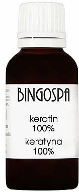 Kératine pure liquide 100% - BingoSpa Keratin 100%