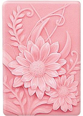 Savon à la glycérine, arôme de printemps - Bulgarian Rose Soap — Photo N1