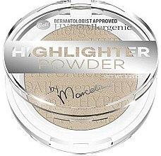 Parfums et Produits cosmétiques Enlumineur en poudre pour visage - Bell HYPOAllergenic Highlighter Powder by Marcelina