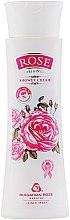 Parfums et Produits cosmétiques Crème de douche à la rose bulgare - Bulgarian Rose Shower Cream