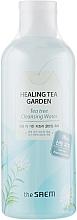 Parfums et Produits cosmétiques Eau nettoyante apaisante à l'extrait d'arbre à thé australien pour visage - The Saem Healing Tea Garden Tea Tree Cleansing Water
