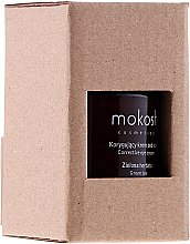 Parfums et Produits cosmétiques Crème correctrice au thé vert contour des yeux - Mokosh Cosmetics Green Tea Corrective Eye Cream