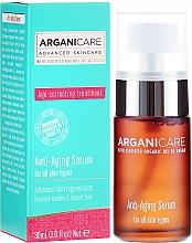 Parfums et Produits cosmétiques Sérum à l'huile d'argan pour visage - Arganicare Anti-Aging Serum