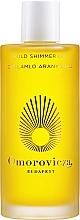 Parfums et Produits cosmétiques Huile illuminatrice pour corps - Omorovicza Gold Shimmer Oil