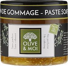 Parfums et Produits cosmétiques Savon noir du hammam naturel exfoliant - Saryane Olive & Moi Savon Noir