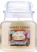 Parfums et Produits cosmétiques Bougie parfumée en jarre Gâteau à la vanille - Yankee Candle Vanilla Cupcake