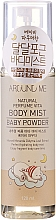 Parfums et Produits cosmétiques Brume pour corps - Welcos Around Me Natural Perfume Vita Body Mist Baby Powder