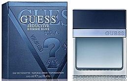 Parfums et Produits cosmétiques Guess Seductive Homme Blue - Eau de Toilette