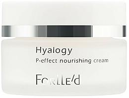 Parfums et Produits cosmétiques Crème à l'acide hyaluronique - ForLLe'd Hyalogy P-effect Nourishing Cream