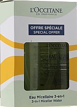 Parfums et Produits cosmétiques Coffret cadeau - L'Occitane Micellaire Water 3-in-1