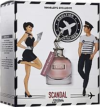 Parfums et Produits cosmétiques Jean Paul Gaultier Scandal - Coffret (eau de parfum/80ml + eau de parfum/20ml)