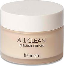 Parfums et Produits cosmétiques Crème anti-imperfections à l'extrait de prune de kakadu pour visage - Heimish All Clean Blemish Cream